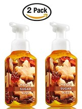 Bath & Body Works Maple Sugar Kiss Hand Soap - Pack of 2 Maple Sugar Sce... - $34.13