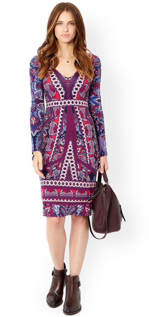 MONSOON Mirador Print Dress BNWT