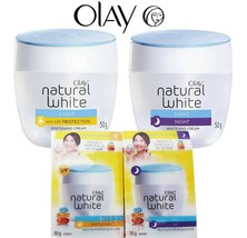 Olay Natural White All In One Fairness Whitening Cream SPF 24 Day / Nigh... - $36.94