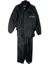 Teknics Motorcycle Rain Suit Reflective Jacket Pants Waterproof Mens Med... - $56.08
