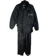Teknics Motorcycle Rain Suit Reflective Jacket Pants Waterproof Mens Med... - $59.95