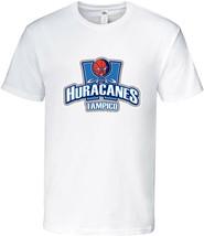 Huracanes de Tampico Basketball T-Shirt 100% Cotton Multiple Colors Crew... - $19.79+