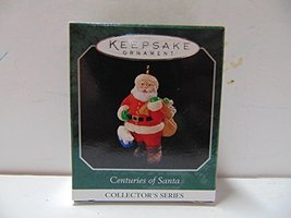 Ornament Hallmark Keepsake 1998 Centuries of Santa Collector's Series - $8.00
