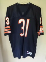 Vintage Champion Chicago Bears Rashaan Salaam # 31 Replica Jersey Men 44... - $62.24