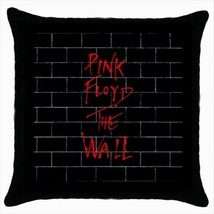 Throw pillow case cover pink floyd the wall rock opera  - $19.50