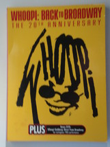 Whoopi Goldberg Comedy 2-DISC set DVD - Back to Broadway The 20th Annive... - $10.00