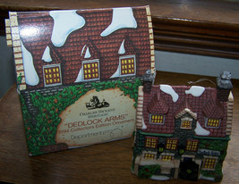 "Dept.56 Charles Dickens Heritage ""DEDLOCK ARMS"" 1994 Ornament - EUC! - $12.99"