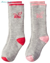 Realtree Girl Ultra-Dri Girls Tall Boot Socks Pack (2 Pair), Fuchsia, Small - $19.48
