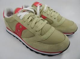 Saucony Original Jazz Low Pro Women's Shoes Size 7 M (B) EU 38 Olive S1866-173