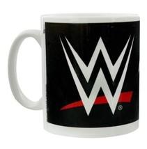 WWE WRESTLING LOGO MUG - $8.28