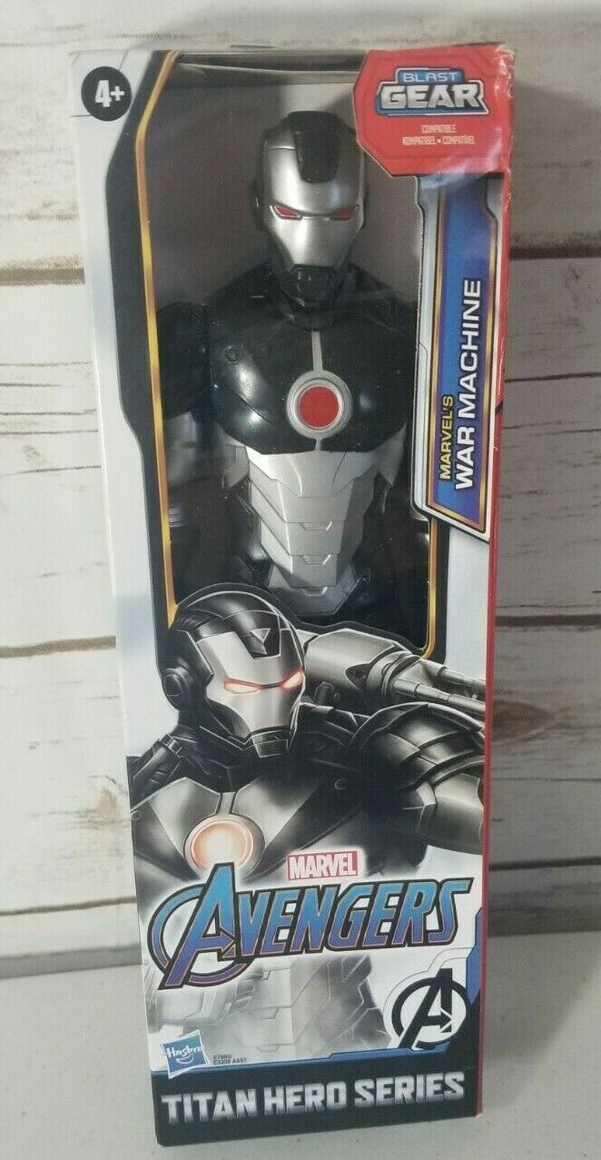 Primary image for Avengers Marvel, War Machine, Titan Hero Series, Action Figure - Free USA Ship