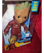 Marvel Hasbro Guardians Of The Galaxy Vol 2 Groot Wal-Mart Exclusive Fig... - $45.00