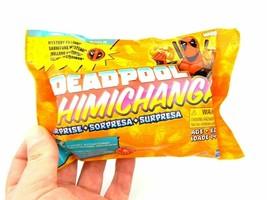 Hasbro Deadpool Chimichanga Surprise Mystery Pack Marvel Mini Figure 1 N... - $12.74