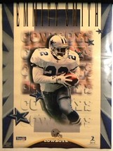 NFL Dallas Cowboys Emmitt Smith Poster 1994 - $6.79