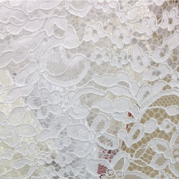 Elegant Backless Long Sleeve Mermaid White Lace Chiffon Long Train Bridal Gown