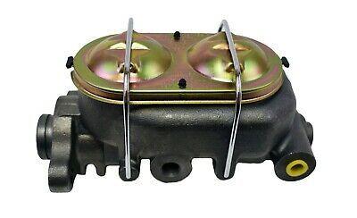 "Universal Cast Iron Master Cylinder, 1-1/8"" Bore, GM Universal Style / Corvette"