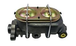 "Universal Cast Iron Master Cylinder, 1-1/8"" Bore, GM Universal Style / Corvette image 1"