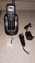 Uniden 2.4 GHz Black Extended Range Cordless Phone EXP4241 AMWUP033R MN ... - $19.00
