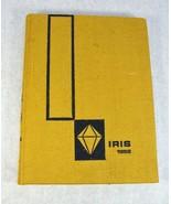 1969 WISCONSIN STATE UNIVERSITY IRIS YEARBOOK - $19.79