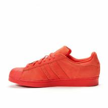 S79475 Men's Adidas Originals Superstar RT Red/Red Size 11 - $90.00
