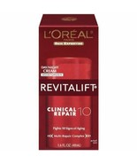 L'Oreal Revitalift Clinical Repair 10 Day/Night Cream 1.6 Oz - $22.95