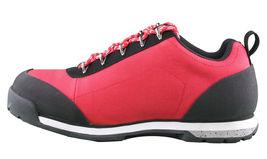 LRG Rojo Chino Zelkova Bajo Top Senderismo Botas Zapatos image 4