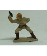 """Star Wars LFL 82 Luke Skywalker Hoth Battle 256 001 Die Cast Figure 1.5"""" - $9.00"""