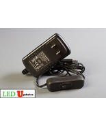 LEDupdates 12v 2A 24w AC adapter with on/off Switch built-in for LED lig... - $12.99
