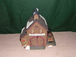 DEPT 56-Pierce Boat Works Heritage Village New England Series Dept 56-NE... - $23.03