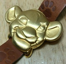 Vintage Disney By Timex Lady Lion King Covered Analog Quartz Watch Hour~... - $21.84