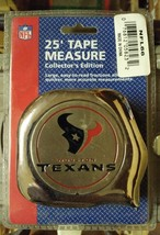Great Neck 1' x 25' NFL Tape Measure Houston Texans - $6.93