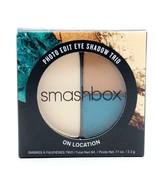 Smashbox Cosmetics Photo Edit Eye Shadow Trio, On Location Reg $23 - $17.49