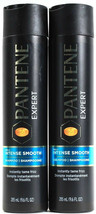 2 Pantene Pro-V Expert Intense Smooth Shampoo Instantly Tame Frizz 9.6 Oz - $21.99