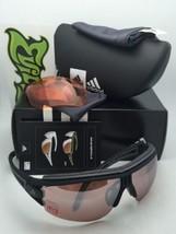 ADIDAS Sunglasses EVIL EYE HALFRIM PRO L A167 6054 Black Frame w/2 LST L... - $229.95