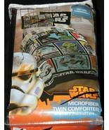 Star Wars Microfiber Twin Comforter - $35.00