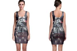 Bodycon Dress Star Tropers Star Wars - $22.99+