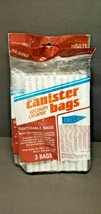 2- Vintage Sears Kenmore Canister Vacuum Cleaner Bags 3 Pack  Style 20-5011 - $14.94