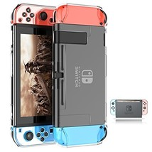 Dockable Switch Case for Nintendo,ZIIDII Nintendo Switch Games Protectiv... - $14.27