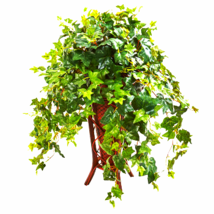 Ivy Artifical Plant  In Stand Planter - $114.73
