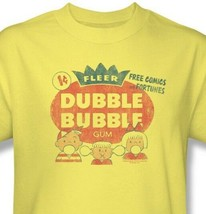 Dubble Bubble T-shirt retro 1980's candy gum 100% cotton graphic tee  DBL10 image 2
