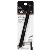 Revlon Colorstay Brow Mousse #404 Dark Brown (2 PACK) - $9.26