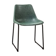 Acme Furniture Valgus Vintage Side Chair (Set Of 2), Green - $488.19