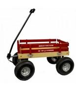 """BIGFOOT"" WAGON - Children's Garden Beach ATV Berlin Flyer in 8 Colors A... - $189.97"