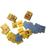 Scooby-Doo Who Are You Board Game Replacement Pieces - (90) Cards - $4.88