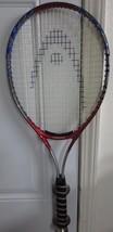 Head Ti.Conquest 4 1/2-2 Titanium Technology Supersize Tennis Racket Raquet - $11.87