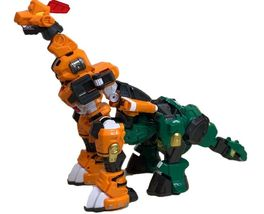 Miniforce Brachi Magneta Transformation Action Figure Toy Super Dinosaur Power 2 image 3