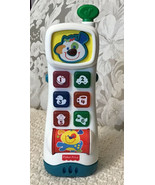 Fisher Price BABY SMARTRONICS First Words Phone - 71564, Vintage 1999, R... - $20.79