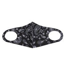 Bandana Paisley Pattern Reusable Face Cover Washable Protection Handmade Mask image 4