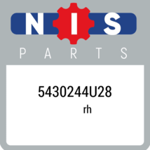 5430244U28 Nissan STRUT KITFRONT, New Genuine OEM Part - $148.86