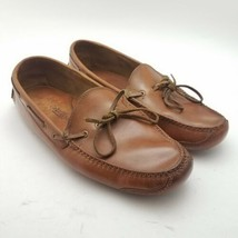 Cole Haan Gunnison Driving Loafers Brown Leather Shoes Men's Size 9.5 D ... - $43.87